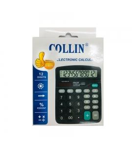 ელექტრონული კალკულატორი 12 ნიშნულით, CL-837S collin
