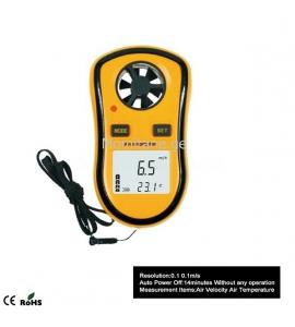 ქარის სიჩქარის საზომი, ანემომეტრი Anemometer M006