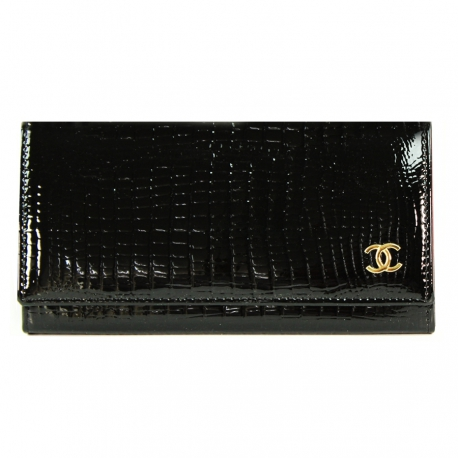 Women's Wallet Pearl, Genuine Leather (Size 18 X 9,5 cm)
