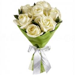 White Dove - Bouquet of...