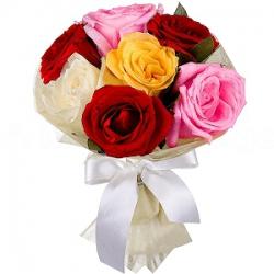 """Букет из роз """"Веселые..."""