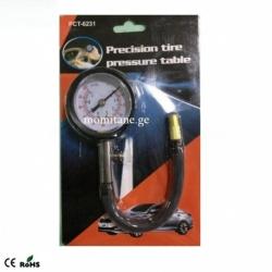 Precision Tire pressure...