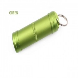 Waterproof container for...