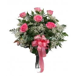 «Для тебя» - букет роз.