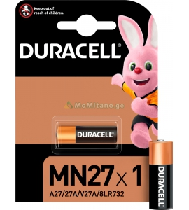 1.5 V ელემენტი , 1 ცალი , Spec MN27, Duracel , Alkane, დურასელი , 1BL,  ელემენტები , ბატარეა , ბატარია