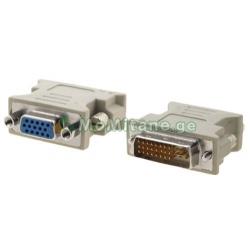 ადაპტერი DVI/VGA (24+5)...