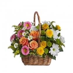 ყვავილების ნაკრები ,, მიქსი...