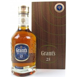 Grant's 0,7 L 40 % 25 Years...