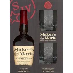 Bourbon: Maker's Mark - OLD...