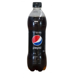 500მლ. პეპსი ბლექი , უშაქრო , გაზიანი სასმელები , Pepsi , პეპსი