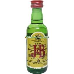 J & B Rare 0,05 L 40 % -...