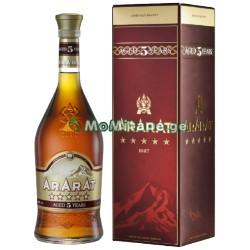 Ararat 5 Star 0,5 L 40 % GB...