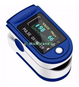 პულსოქსიმეტრი, პულს ოქსიმეტრი pulse oximeter ( არ მოყვება ელემენტები)