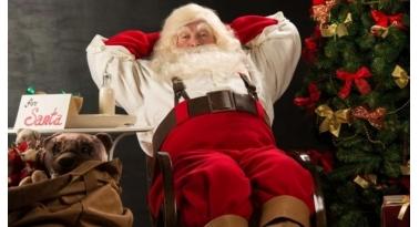 ვინ მოგიტანს საჩუქარს, როცა სანტას დაავიწყდი